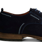 London Low Suede // Dark Blue (Euro: 40)