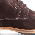 London Suede // Dark Brown (Euro: 44)