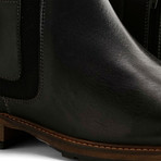 London Chelsea Leather // Dark Gray (Euro: 48)