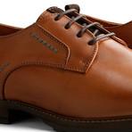 London Low Leather // Cognac (Euro: 40)
