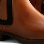 London Chelsea Leather // Cognac (Euro: 47)