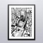 "Baltimore, Maryland // Print (12"" x 18"")"