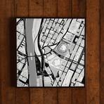 "New York, New York // Print (12"" x 12"")"