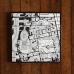 "Columbus, Ohio // Print (12"" x 12"")"