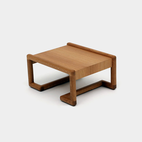 Untitled U1X Table (White Oak)