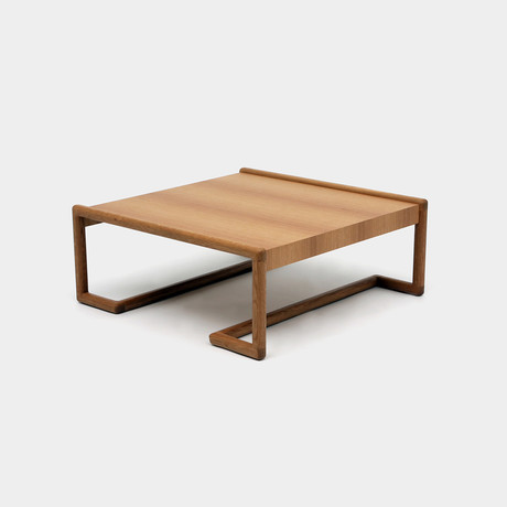 Untitled U2 Table // White Oak