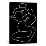 """Tango // Lia Chechelashvili (18""""W x 26""""H x 0.75""""D)"""