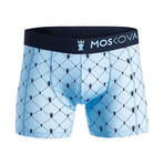 Logo Boxer Briefs // Light Blue (XL)