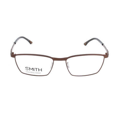 Men's Dalton 2NM Optical Frames // Semimatte Brown