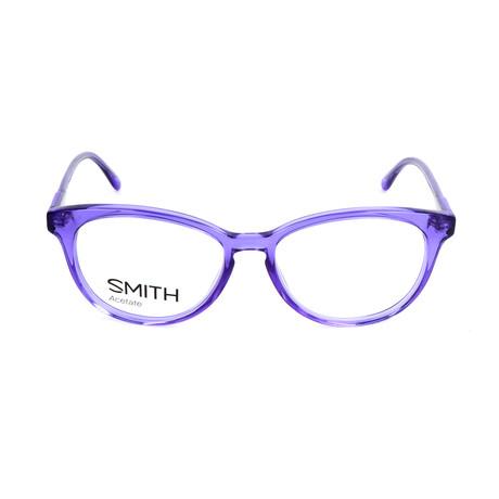 Unisex Finley UDR Optical Frames // Violet
