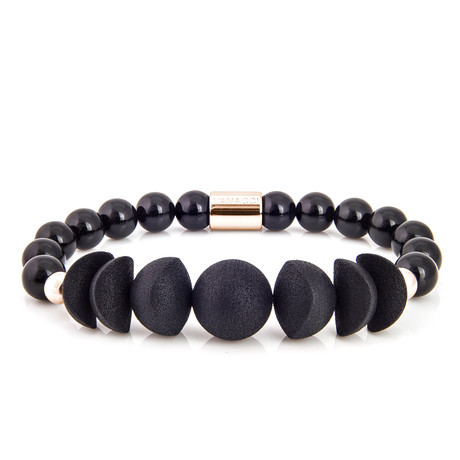 Apollo Eclipse Rose Gold Bracelet (Small)