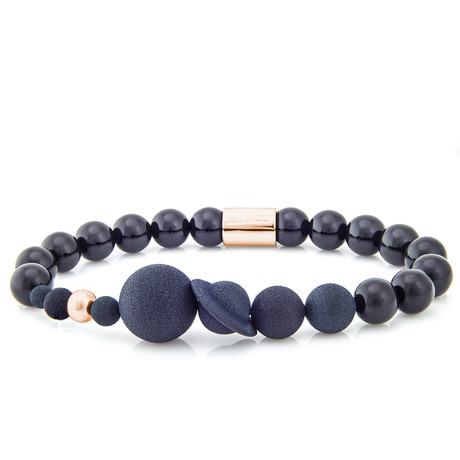 Apollo Expanse Rose Gold Bracelet (Small)