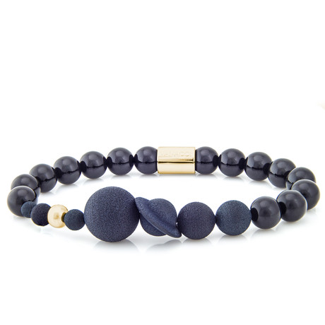 Apollo Expanse Gold Bracelet (Small)