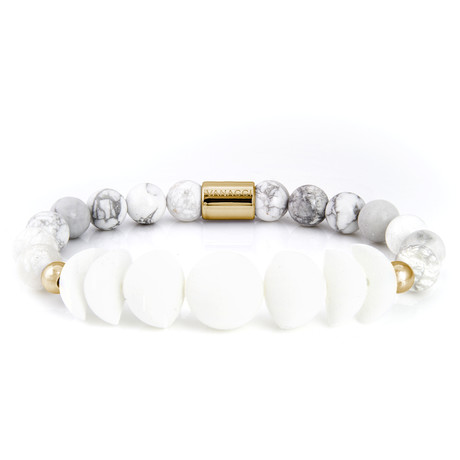 Apollo Luna Gold Bracelet (Small)
