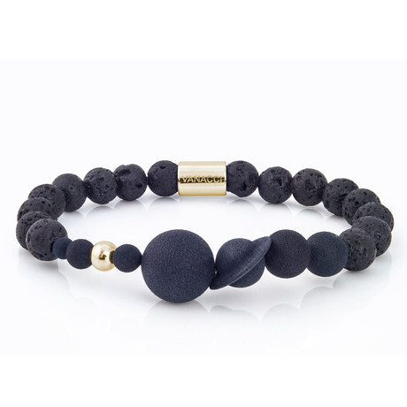 Apollo Meteor Gold Bracelet (Small)