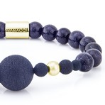 Apollo Nebula Gold Bracelet (Small)