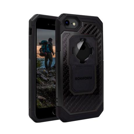 Fuzion Pro iPhone Case // Black (iPhone 6/7/8)