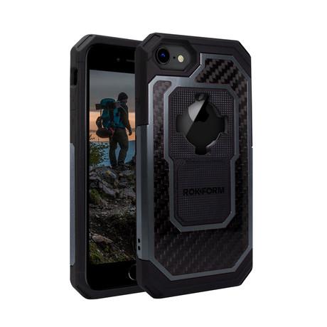 Fuzion Pro iPhone Case // Gunmetal (iPhone 6/7/8)
