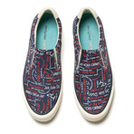 Hawthorne Slip On Mr. Turk // Te Amo Navy (US: 7)
