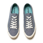 Monterey Sneaker Chambray // Navy Chambray (US: 7)