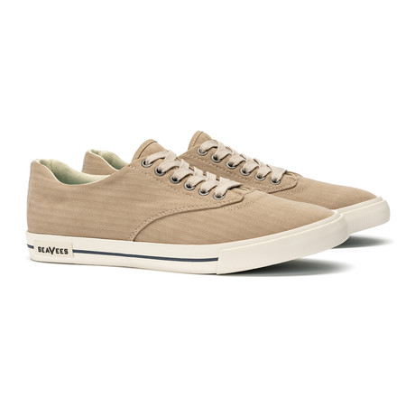Hermosa Plimsoll Surfwash // Gravel (US: 7)