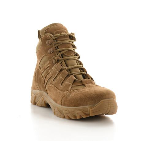Mount Elbert Tactical Boots // Coyote Brown (Euro: 37)