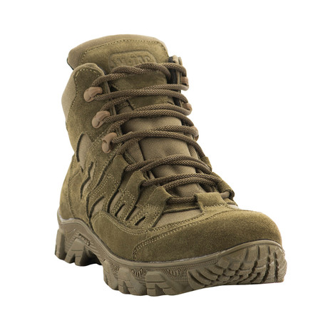 Mount Everest Tactical Boots // Green (Euro: 37)