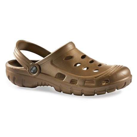 Rubber Slippers // Coyote (Euro: 37)