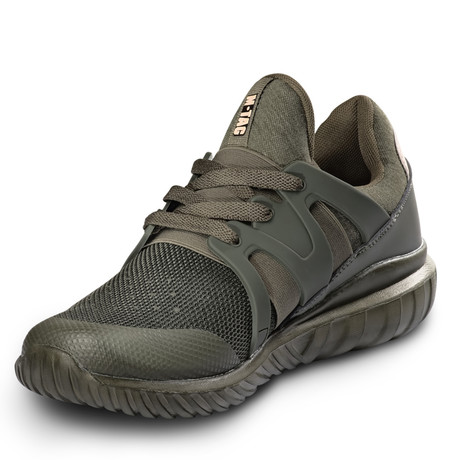 Mount Rainier Sneakers // Olive (Euro: 37)
