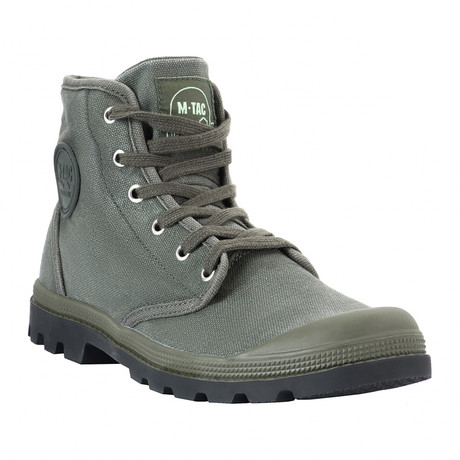 Rocky Mountains Sneaker Boots // Olive (Euro: 37)