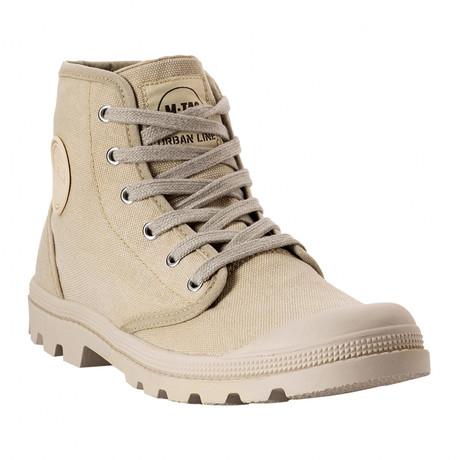 Rocky Mountains Sneaker Boots // Khaki (Euro: 37)