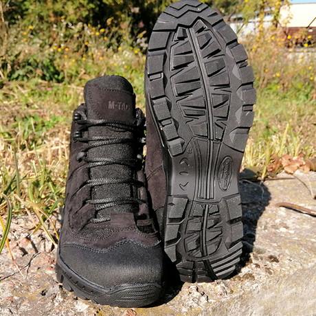 Mount Kilimanjaro Tactical Boots // Black (Euro: 37)