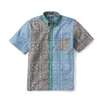 Orig Lahaina Button Front // Brushed Nickle (3XL)