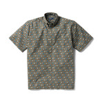Royal Honu Button Front // Major Brown (S)