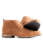 London Suede // Light Brown (Euro: 45)