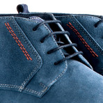 London Suede // Light Blue (Euro: 48)
