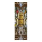 "Cathedral La Major, Marseille, France (4""W x 12""H x 0.5""D)"