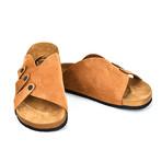 Gunner Sandals // Brown (Euro: 43)