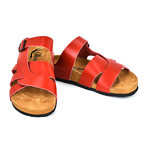Emerson Sandals // Red (Euro: 43)