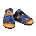 Brady Sandals // Darkblue (Euro: 41)