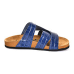 Brady Sandals // Darkblue (Euro: 43)