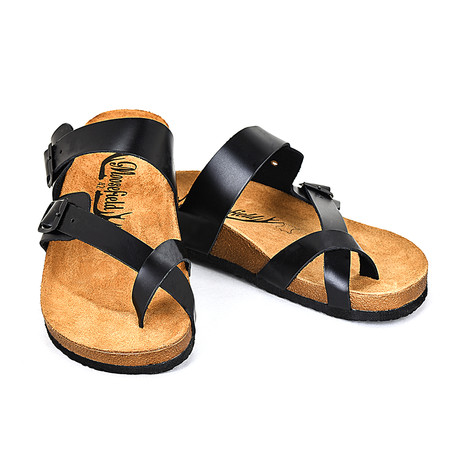 Fisher Sandals // Black (Euro: 40)