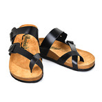 Fisher Sandals // Black (Euro: 45)