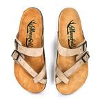 Kellen Sandals // Beige (Euro: 40)
