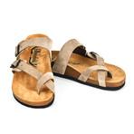 Kellen Sandals // Beige (Euro: 43)