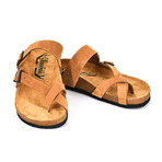 Chace Sandals // Light Brown (Euro: 40)