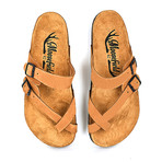 Chace Sandals // Light Brown (Euro: 45)