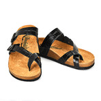 German Sandals // Black (Euro: 42)