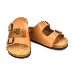 Franklin Sandals // Light Brown (Euro: 45)