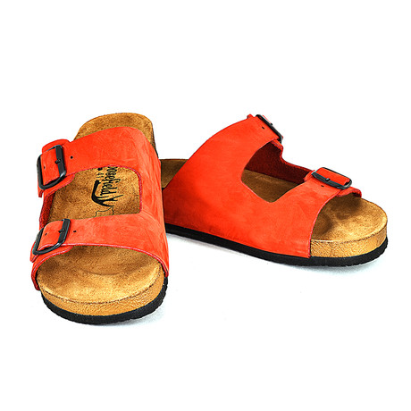 Kevin Sandals // Red (Euro: 40)